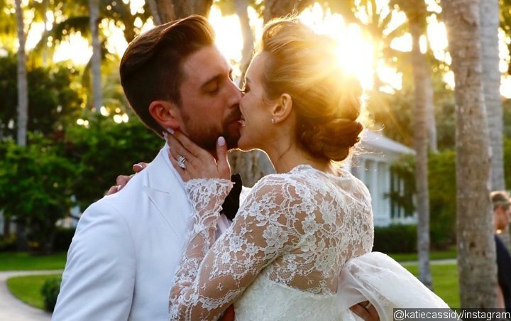 Katie Cassidy Ties the Knot With Fiance in Sunset Key Wedding