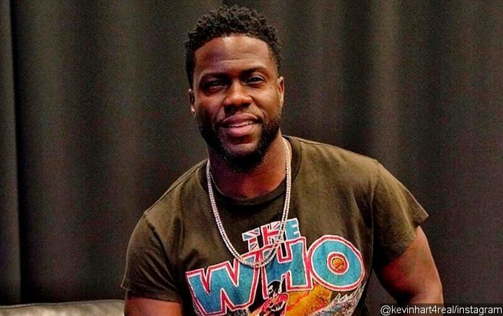 Kevin Hart Blown Away by Appointment as Host of 2019 Oscars