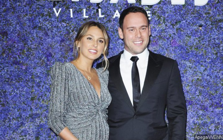 Scooter Braun Becomes a Father to a Baby Girl