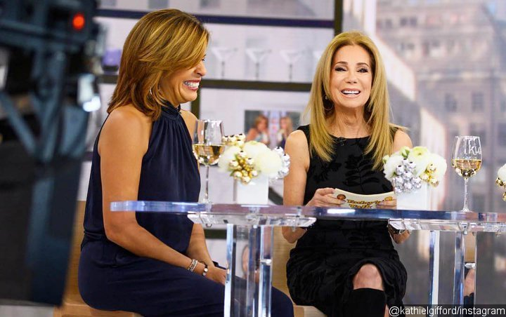 Kathie Lee Gifford Exits NBC's 'Today' After Ellen Pompeo Blasts Her and Hoda Kotb