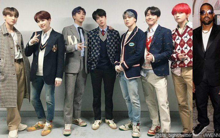 BTS Outshines Kanye West as America's Most Tweeted-About Celebrity of 2018