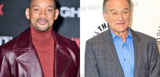 Will Smith Nervous, Yet Confident in Tackling Robin Williams' Iconic Character in 'Aladdin' Reboot
