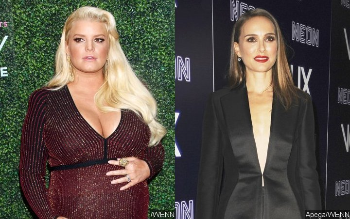 Jessica Simpson Appreciates Natalie Portman for Clarifying Her Virginity Comment