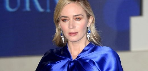 Emily Blunt Confides About Irrational Worries Over Daughters' Well-Being