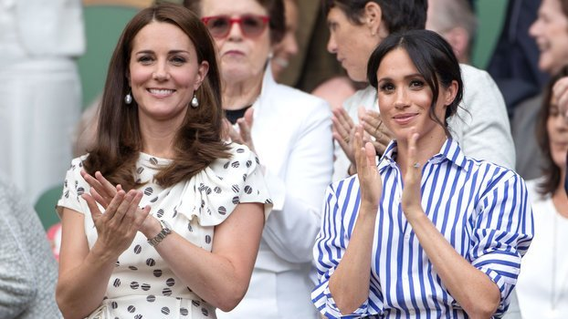 Kate Middleton Opens Up About Meghan Markle's Baby News for the First Time