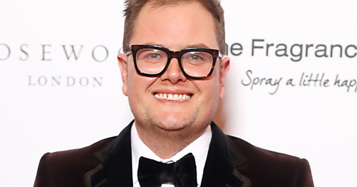 Alan Carr confirms he's in talks to join Strictly Come Dancing 2019