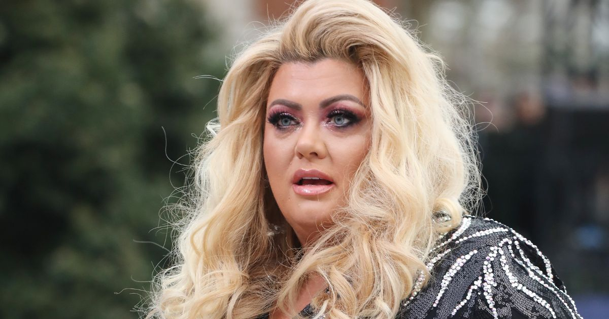 Gemma Collins 'blocked' from Dancing On Ice WhatsApp group for being 'rude'