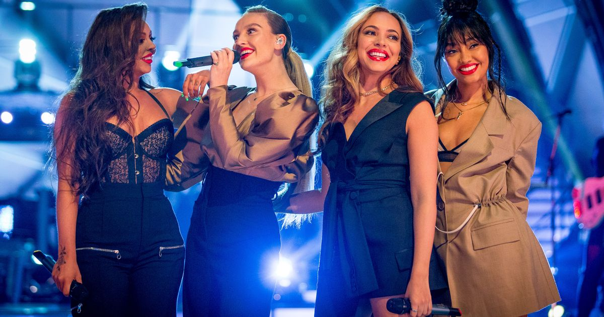 Strictly fans complain their 'ears are bleeding' during Little Mix performance