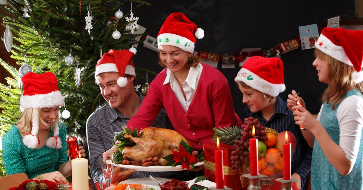 Christmas dinner key ingredients come from as far away as Chile