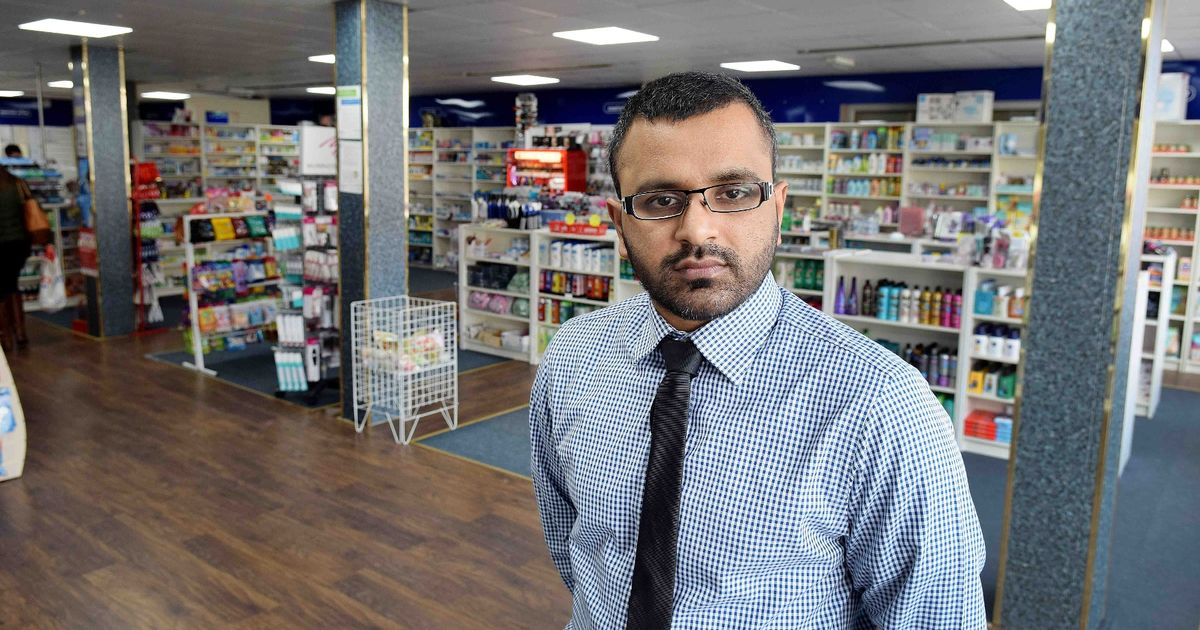 First picture of killer pharmacist's 'soulmate' – who's been 'spoken to' by cops