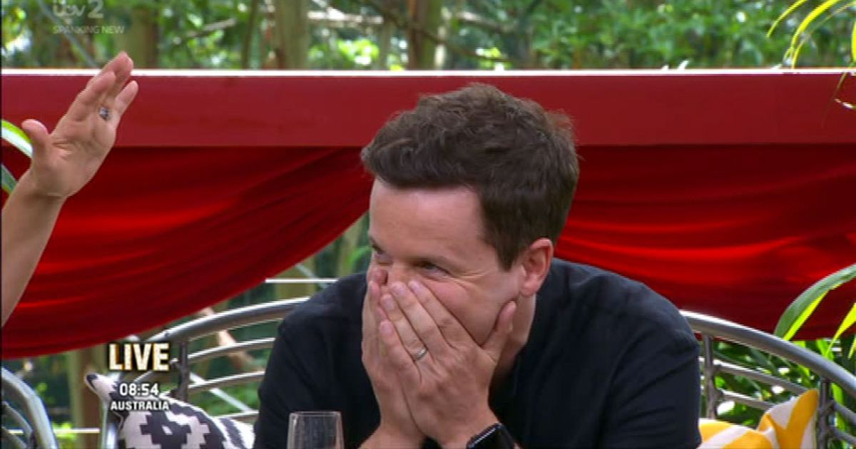 Declan Donnelly makes rude quip about his sex life on Extra Camp