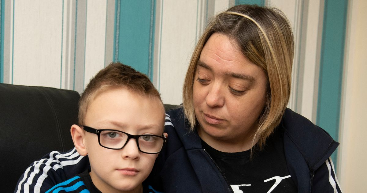 Boy, 9, hasn't been to school in six months as mum fights 'disgusting' system