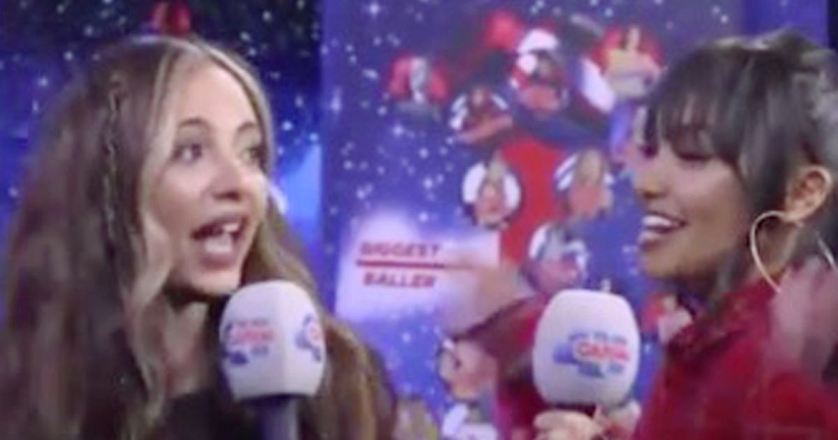 Little Mix's Jade Thirlwall stuns fans with x-rated Jingle Bell Ball quiz answer