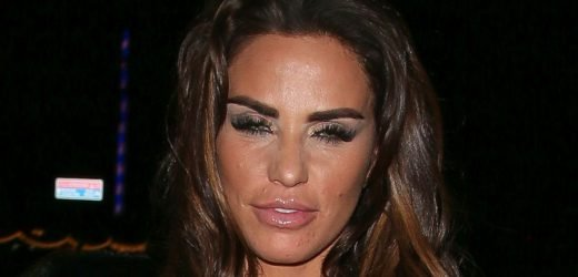 Katie Price denies claims that Kris Boyson has 'moved in with plans to marry'