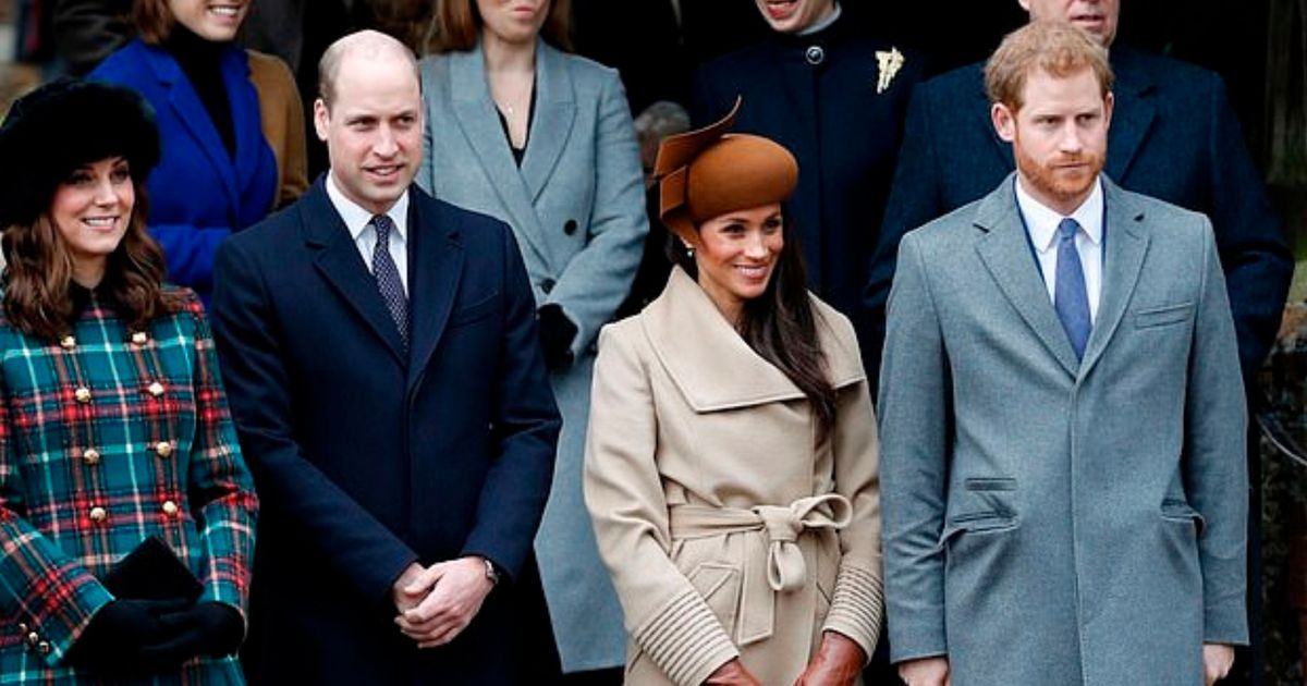 Meghan and Harry 'to spend Christmas with Kate and Wills at Anmer Hall'