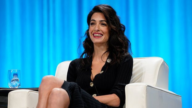 Remember When Amal Clooney Brilliantly Shut Down a Reporter's Question About Her Courtroom Style?