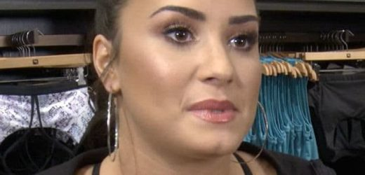 Demi Lovato Says She's Sober and Healthy After Overdose so Back Off Everyone