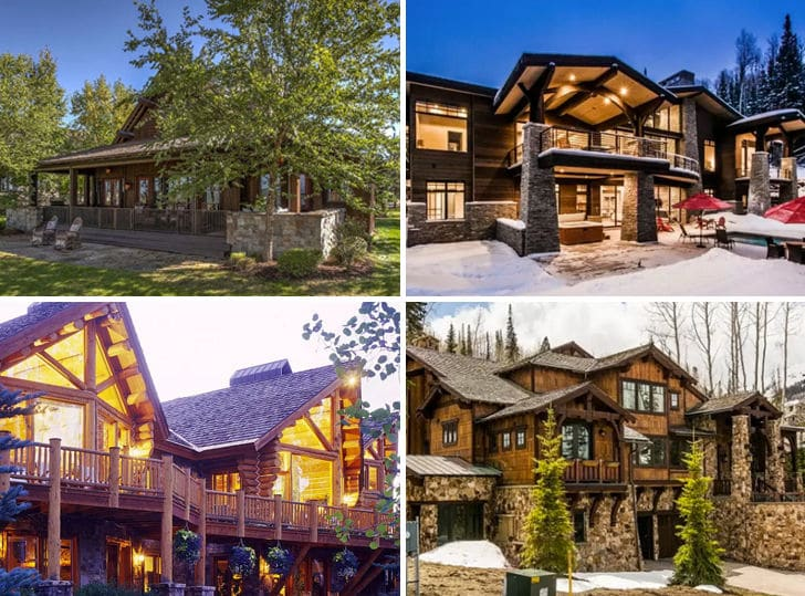 Cool Celebrity Cabins — Guess Whose!