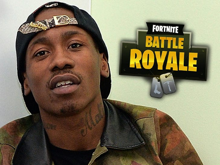 Rapper 2 Milly Sues Epic Games for Stealing Milly Rock Dance in Fortnite