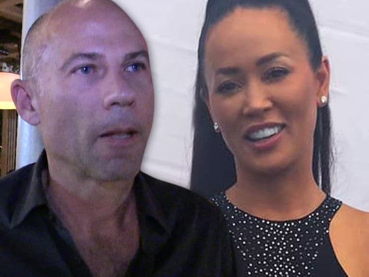 Michael Avenatti Makes Support Agreement with Estranged Wife, Handing Over Assets