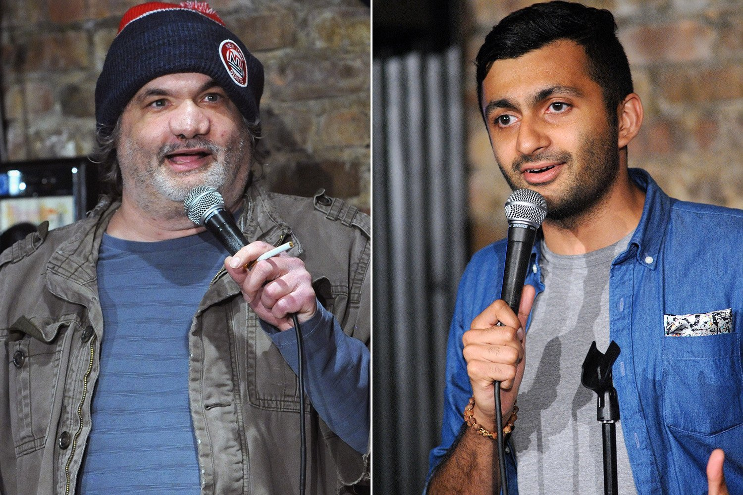 Artie Lange and Nimesh Patel cut from 'Comedy Cellar' show