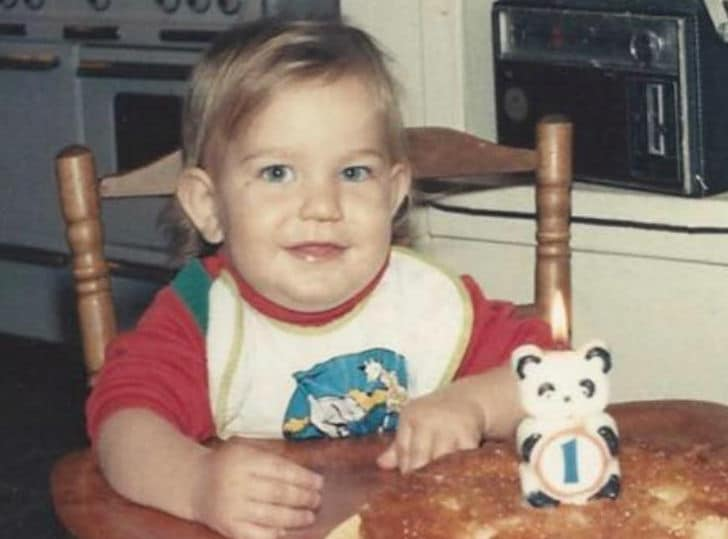 Guess Who This Hungry Kid Turned Into!