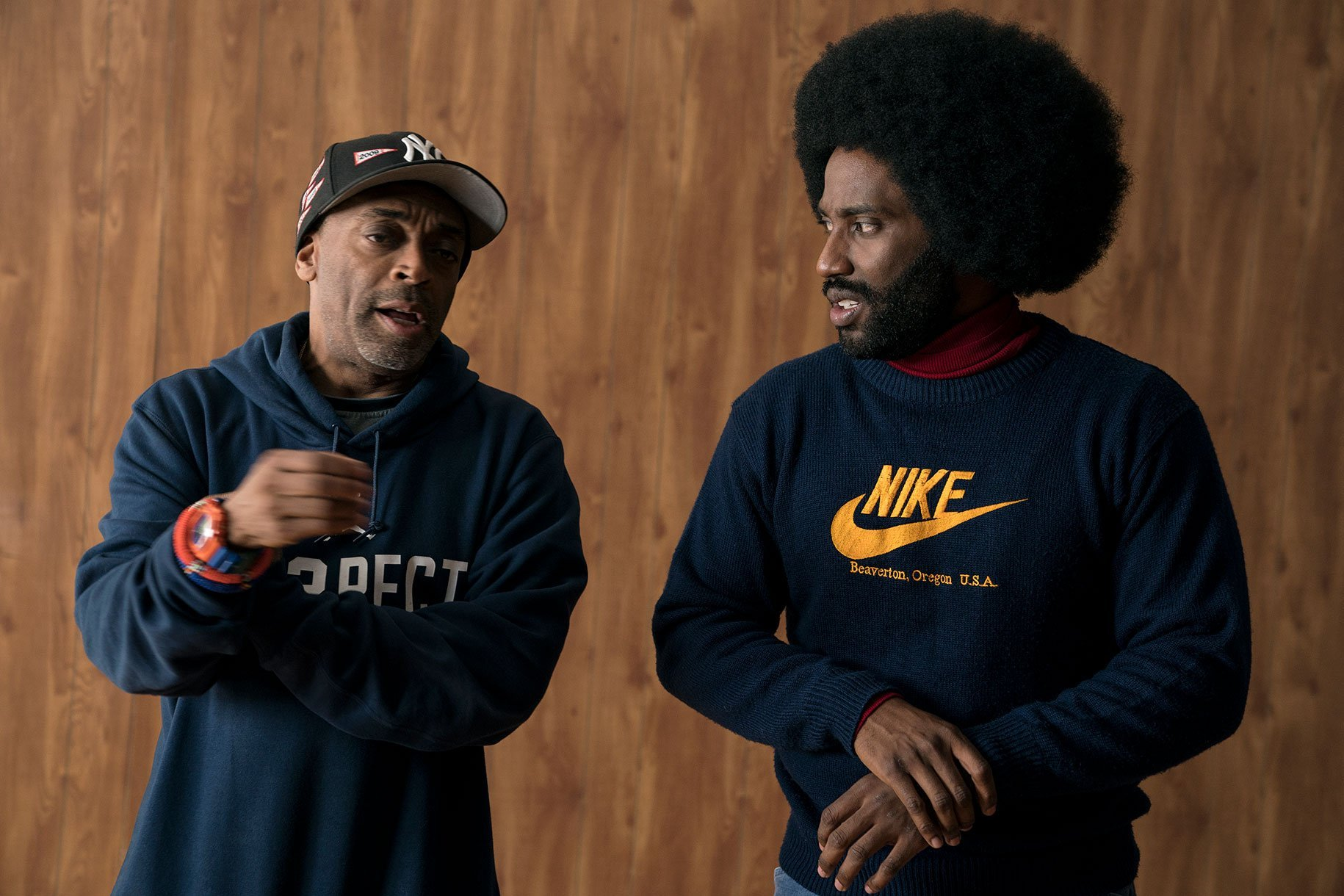 Spike Lee Wants a Nomination, But He's Keeping Oscar History in Perspective