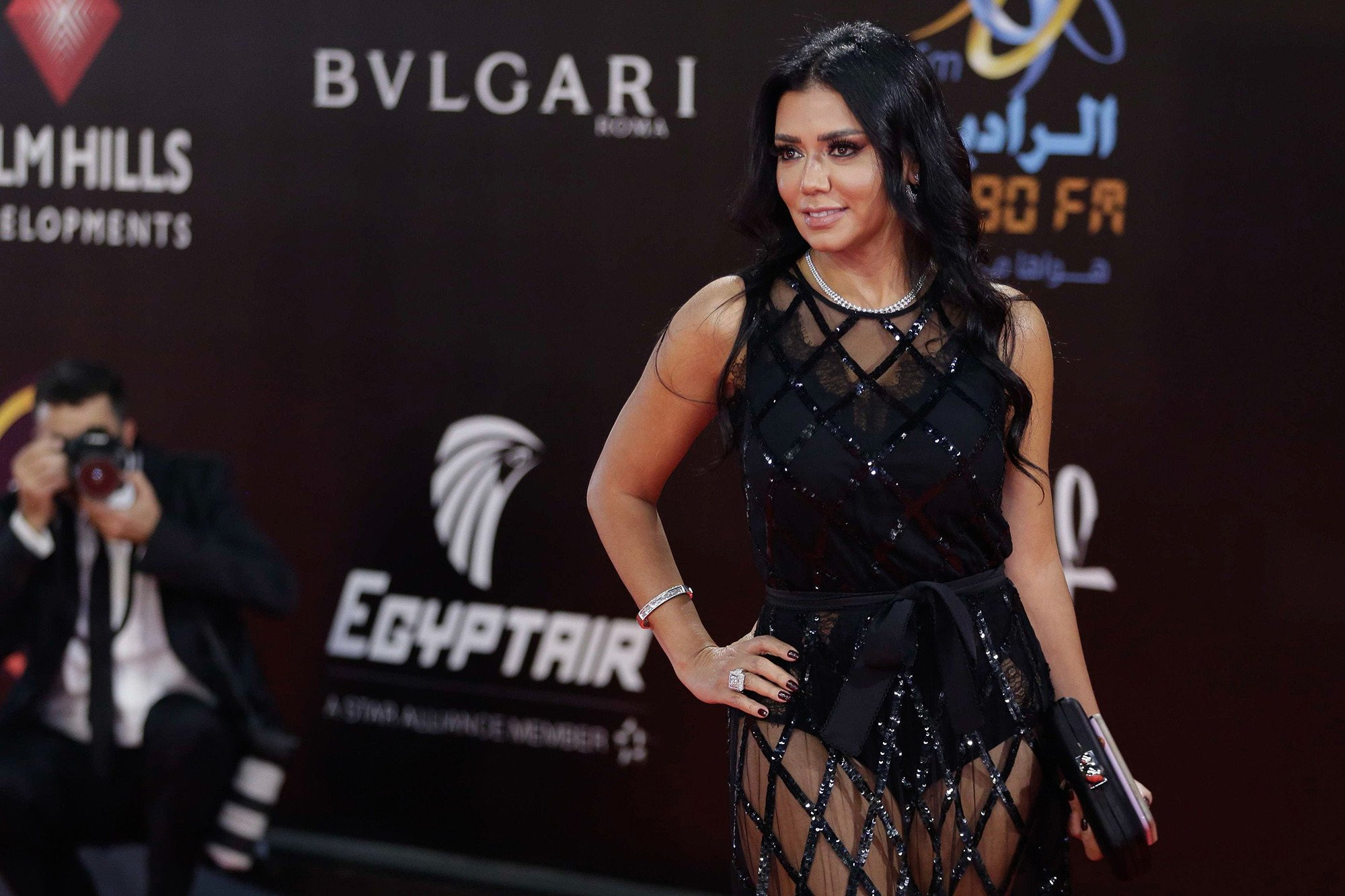 Egyptian actress opens up about dress at center of obscenity trial