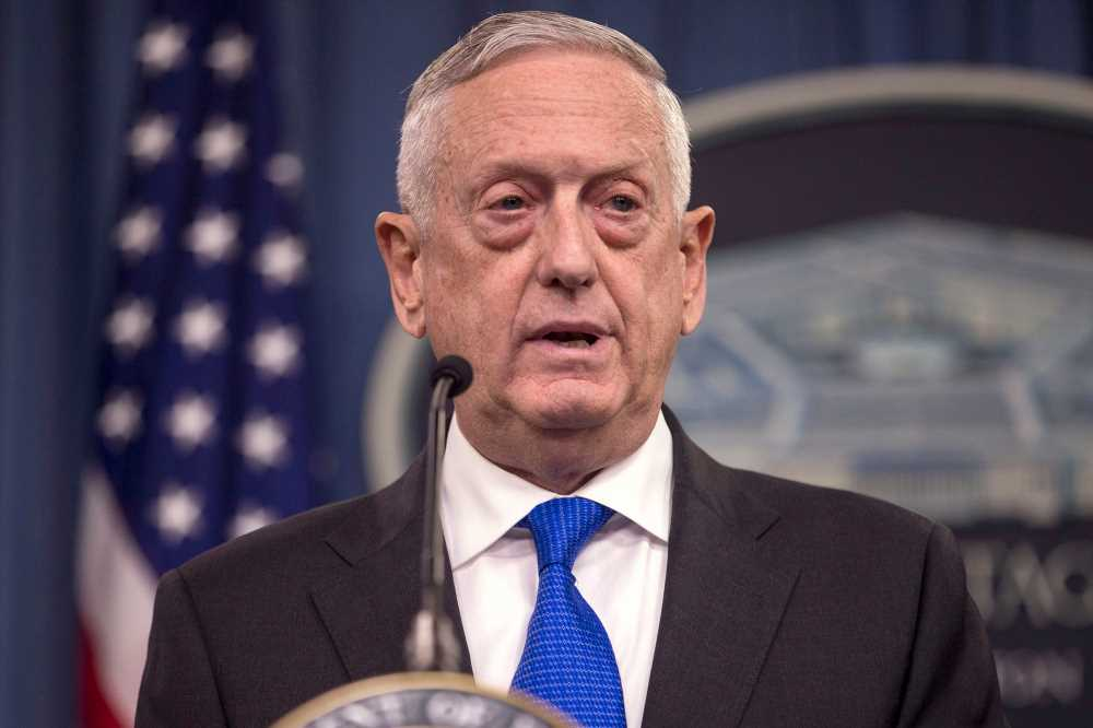 Mattis: Putin tried to meddle in the midterm elections