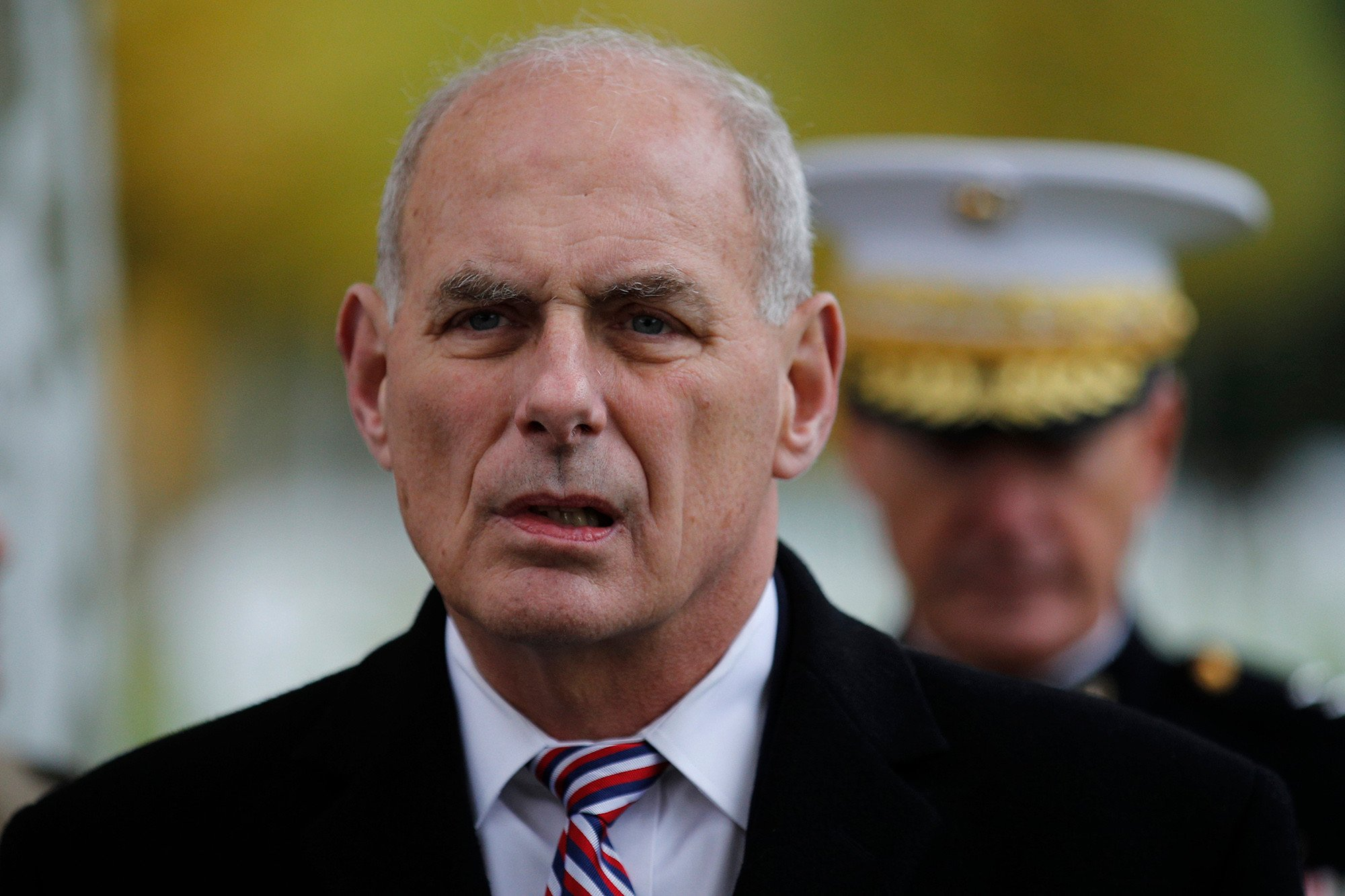 Trump says John Kelly to leave White House post by end of year