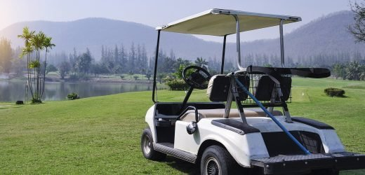 Tourists on couples' vacation killed in freak golf cart accident