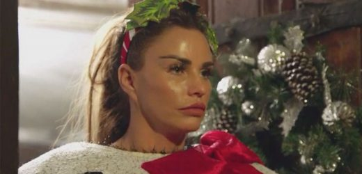 Katie Price flogging her kids' crumpled cast-offs on eBay for as little as £7