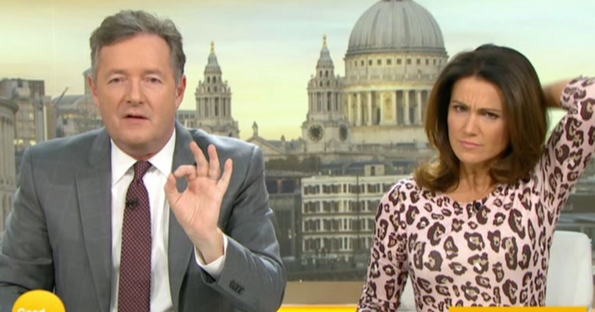 Piers Morgan says Jesy Nelson is stupid as he vents disgust at her new tattoo