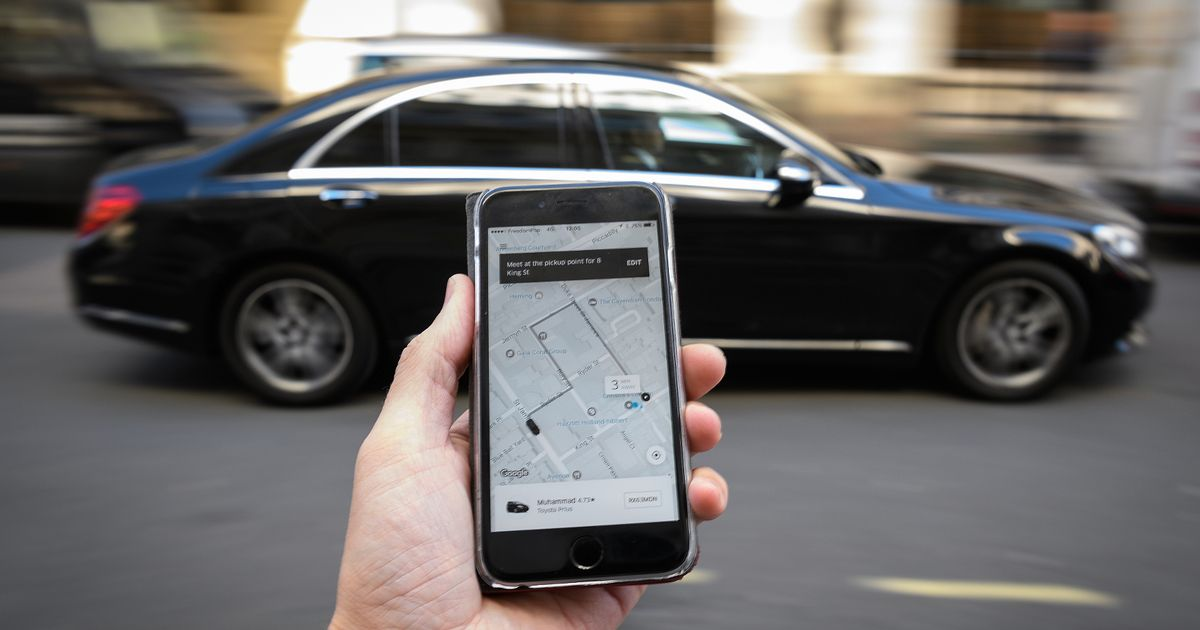Uber loses court appeal against 'gig economy' ruling giving drivers more rights