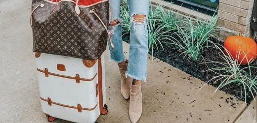 The 13 Most Instagram-Worthy Suitcases That Are Perfect For Your Airport OOTD