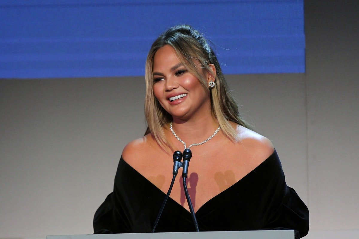 Chrissy Teigen's Dad Got An EPIC Tattoo For His Daughter's Birthday Present