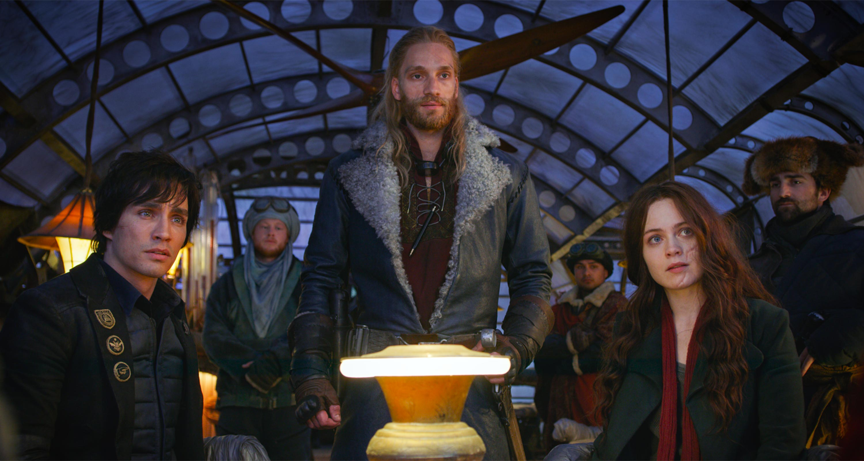 Mortal Engines review: Peter Jackson film mixes the fantastic and the familiar