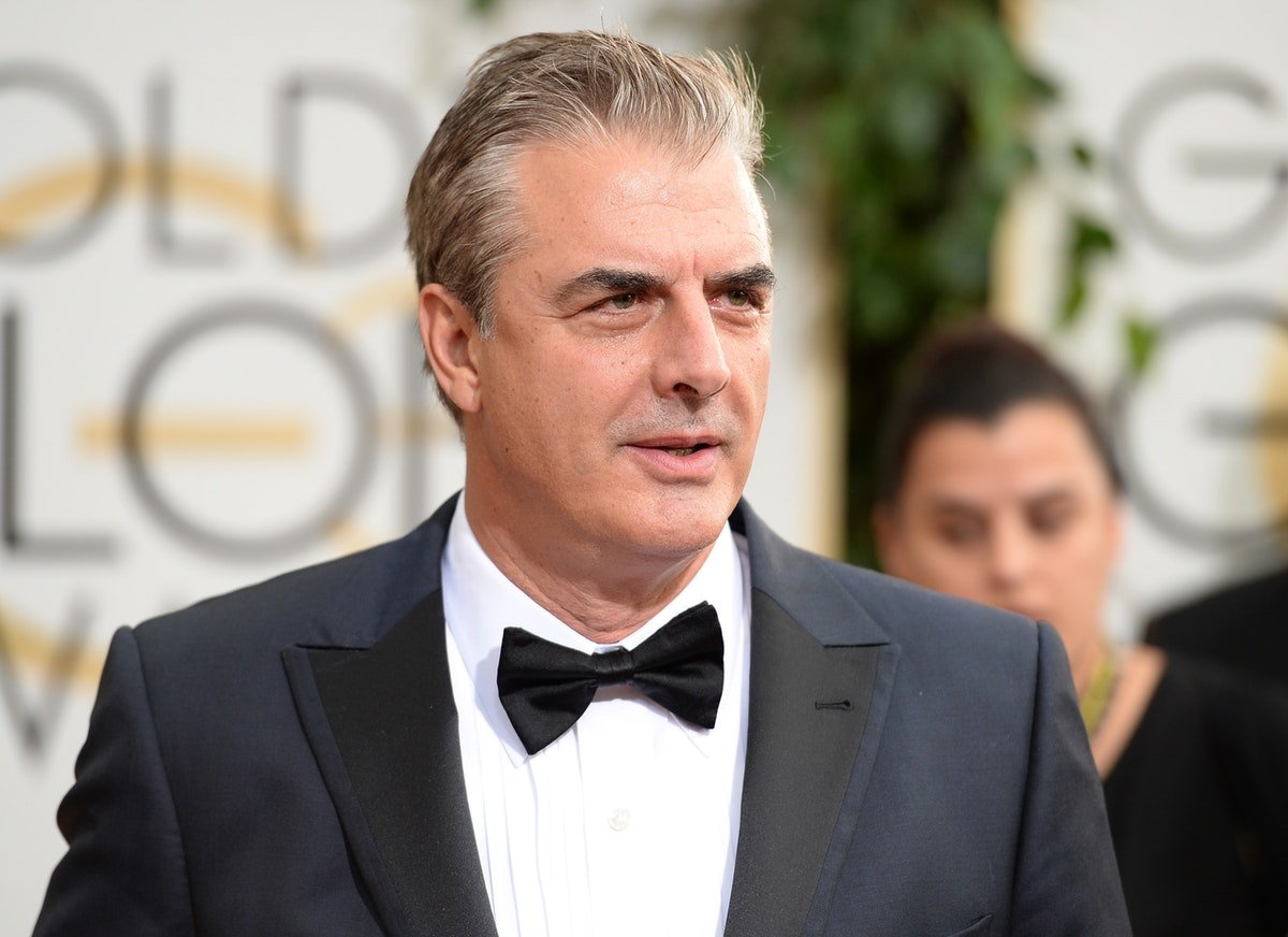 Chris Noth Weighed In On That Mr. Big 'Sex & The City 3' Rumor