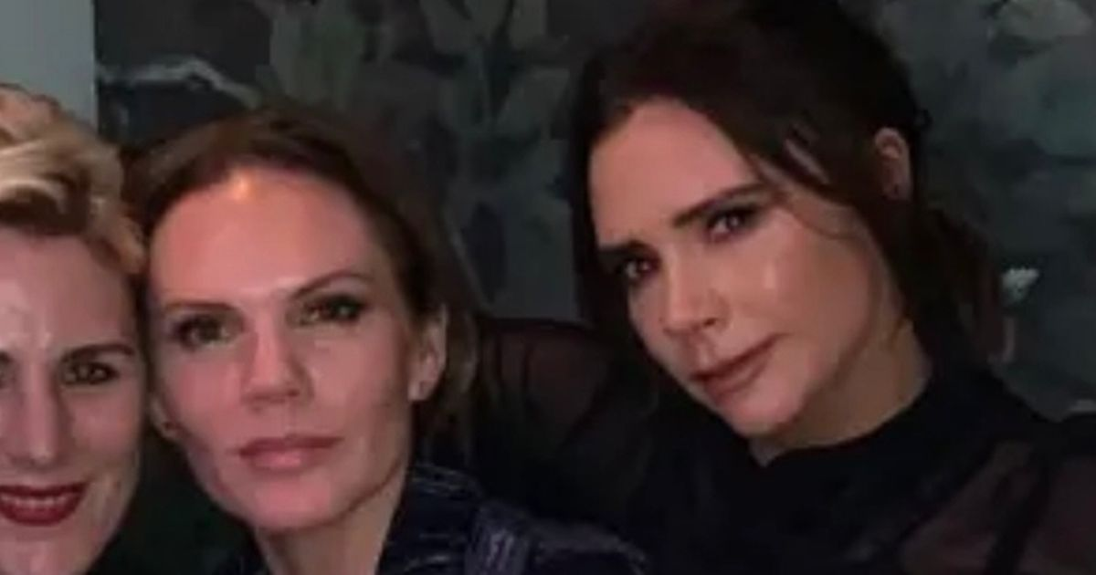 Victoria Beckham's sister Louise stuns fans with doppelganger looks