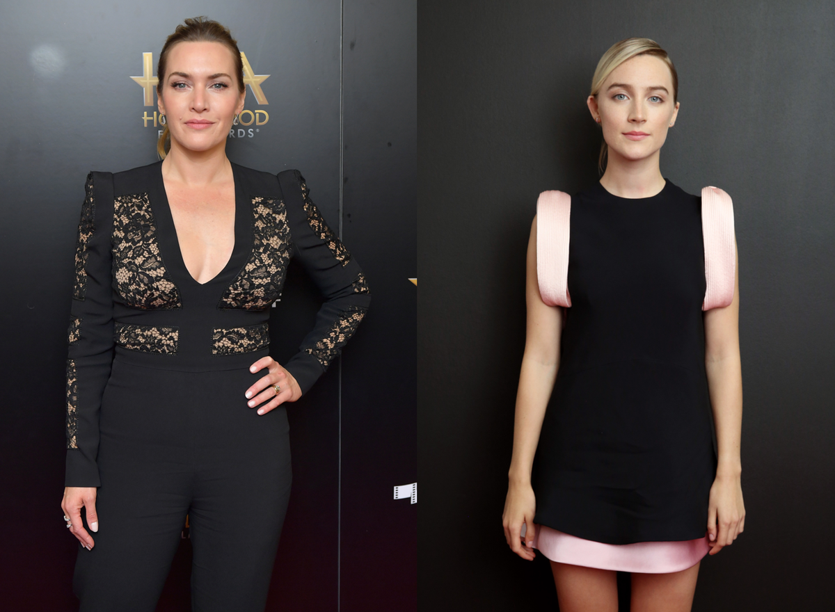 Kate Winslet & Saoirse Ronan Will Star In 'Ammonite' As Lovers