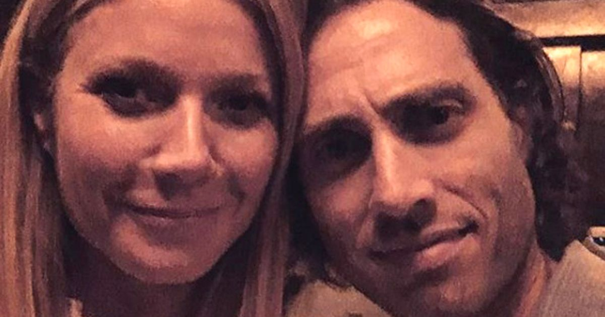 Gwyneth Paltrow reveals why she still hasn't moved in with her new husband