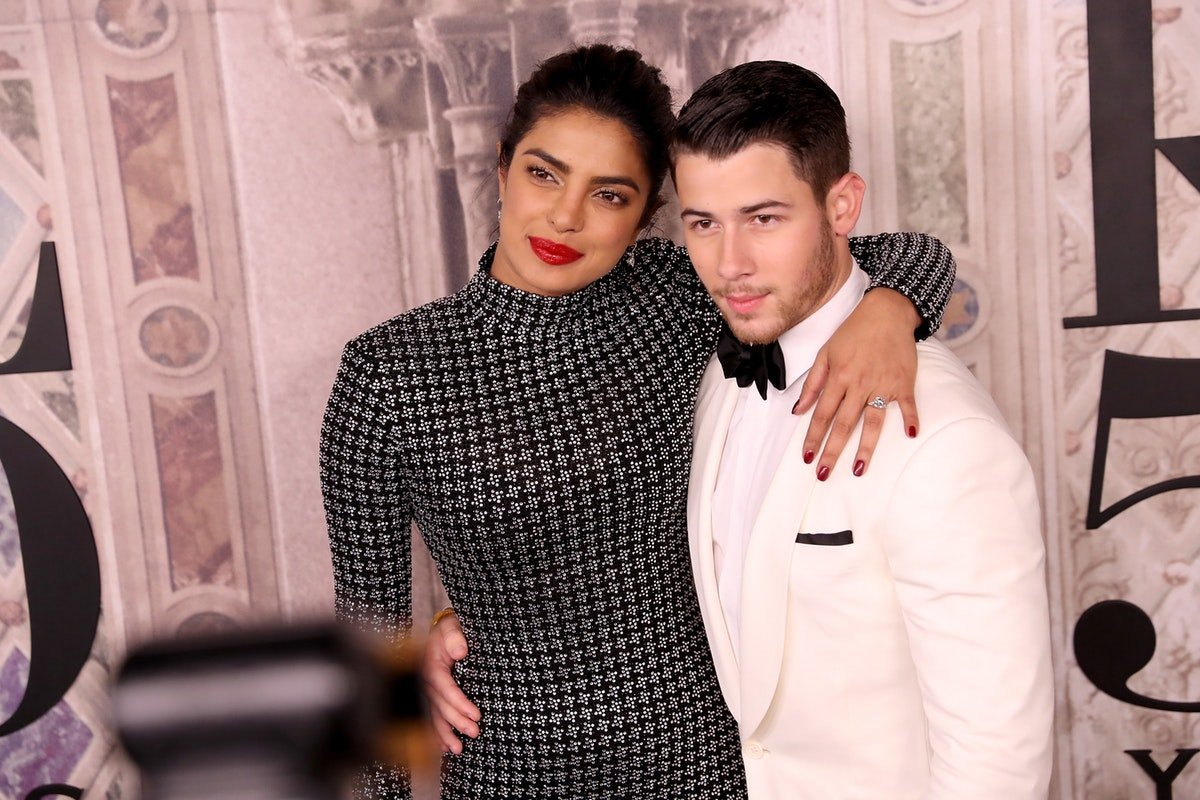 Nick Jonas & Priyanka Chopra's Indian Wedding Ceremony Was A Traditional Affair