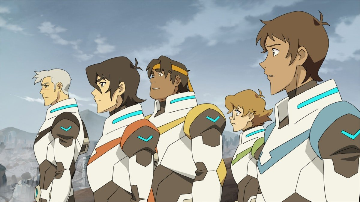 'Voltron' Fans Are Sad To See The Space Saga Go