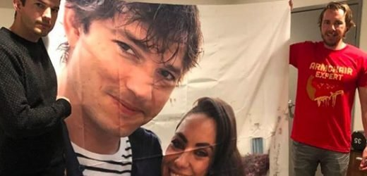 Ashton and Mila's Christmas Gift to Dax and Kristen Will Make You Cackle So Hard
