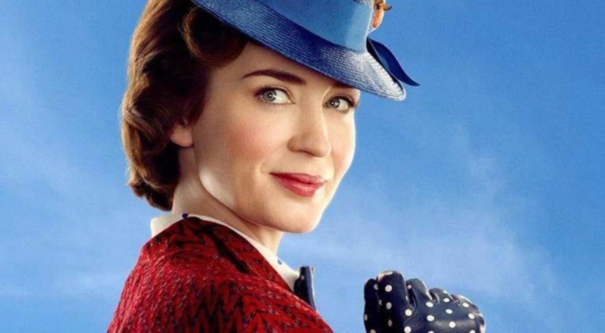 12 Easter Eggs In 'Mary Poppins Returns' That Will Make You Feel Like A Kid Again
