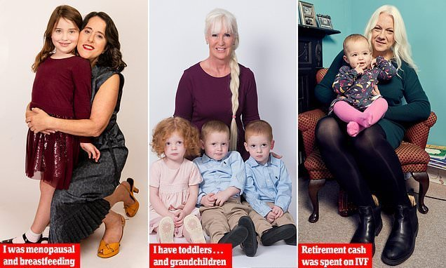 The BIG Hollywood LIE about becoming a mum in your 50s
