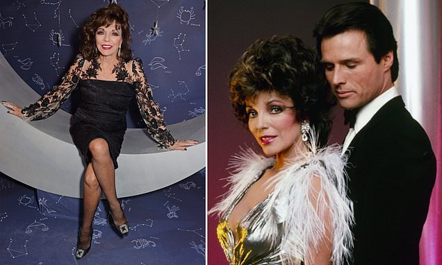 Joan Collins reveals her mixed feelings on #MeToo movement