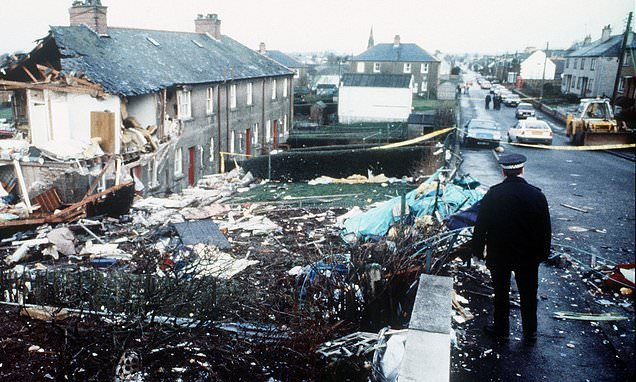 Lockerbie then and now: How Scottish town has changed over 30 years