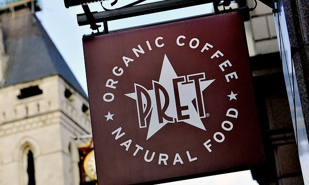 Pret a Manger forced to remove 'natural' after girl died from sandwich