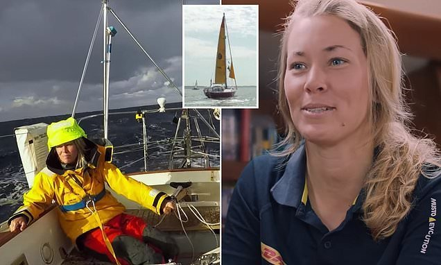 Race to save British sailor whose vessel overturned near Cape Horn